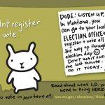 Marla Goodman - Register to Vote