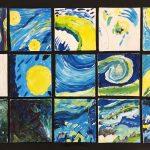 Starry Night Puzzle - Marla Goodman