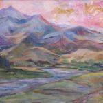 Destination Mountains by June Safford