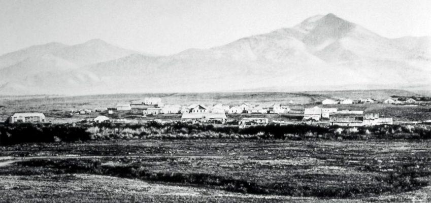 Fort Ellis, 1871