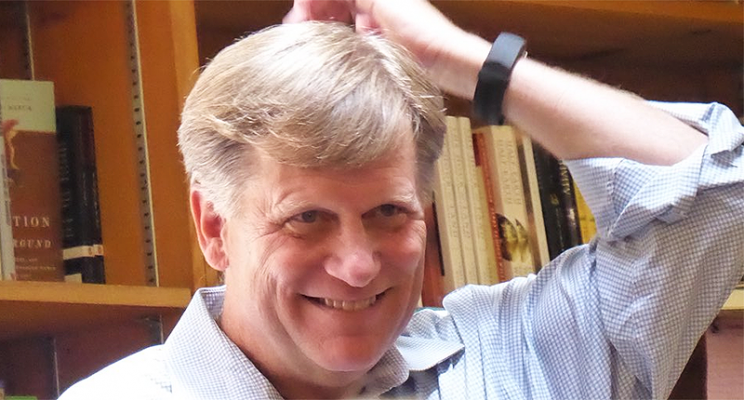 Michael Mcfaul At The Country Bookshelf Kgvm Community Radio